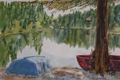 Lake Lamont-CA 2006