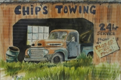 Chips Towing